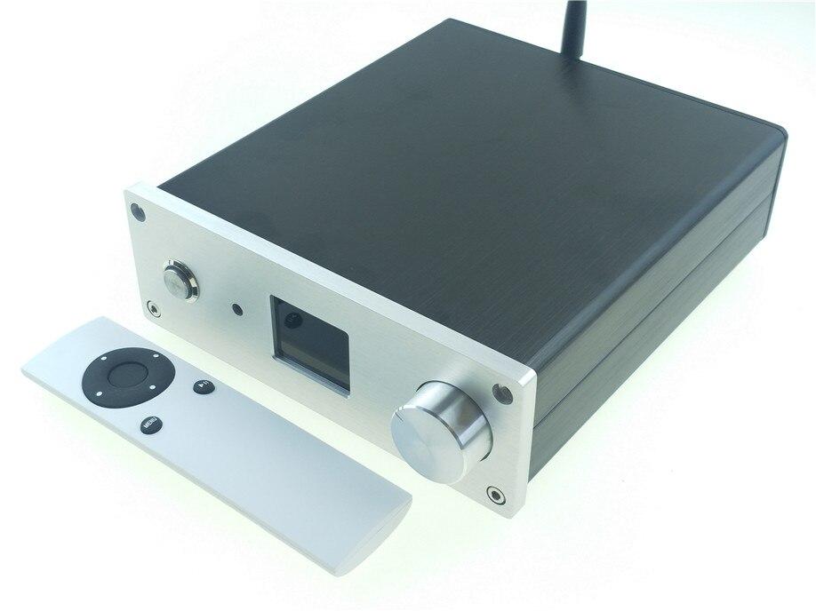 Neue Es9038q2m Es9038 Q2m Hifi Dac Dsd Decoder Xmos Xu208 Usb Fernbedienung Preamp Amp Audio Mild And Mellow Bluetooth 5,0 Csr8675 Aptx Hp