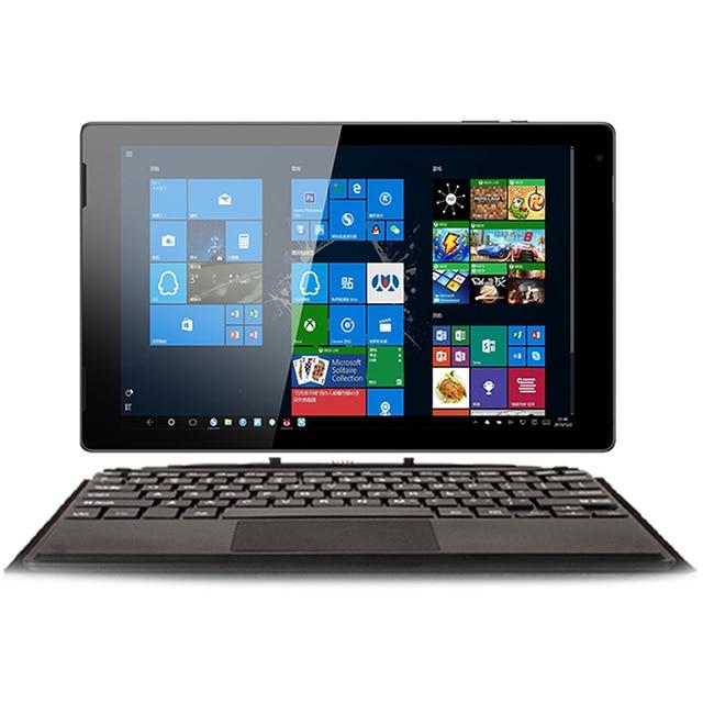 Ban đầu Jumper EZpad 7 2 trong 1 Tablet PC 10.1 inch 1.44 GHz Win 10 Intel Cherry Trail Z8350 Quad core 4 GB RAM 64 GB eMMC ROM HDMI