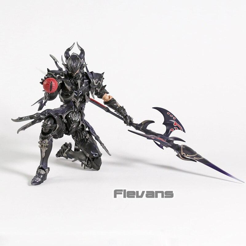원래 파이널 판타지 xiv estinien azure dragoon pvc 액션 피규어 소장 모델 장난감-에서액션 & 장난감 숫자부터 완구 & 취미 의  그룹 2