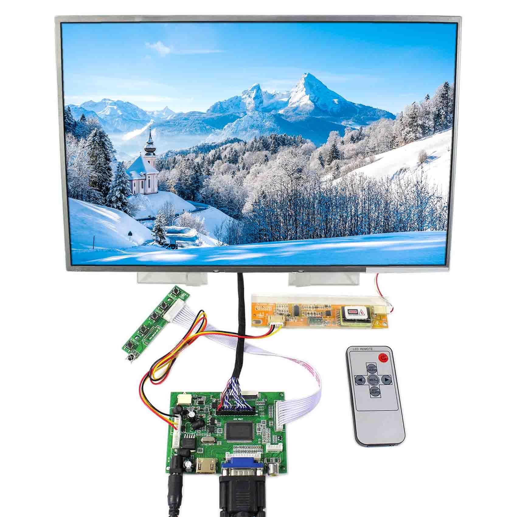 HDMI+VGA+2AV LCD Controller Board work with 15.4inch 1280x800 lcd(One of B154EW02 LTN154X3-L01 LP154WX4 LP154W01 N154I2)HDMI+VGA+2AV LCD Controller Board work with 15.4inch 1280x800 lcd(One of B154EW02 LTN154X3-L01 LP154WX4 LP154W01 N154I2)