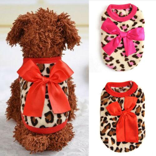XXXS Teacup Dog Clothes Vest Small Puppy Coat Mini Cat Shirt Pet Apparel XXS XS