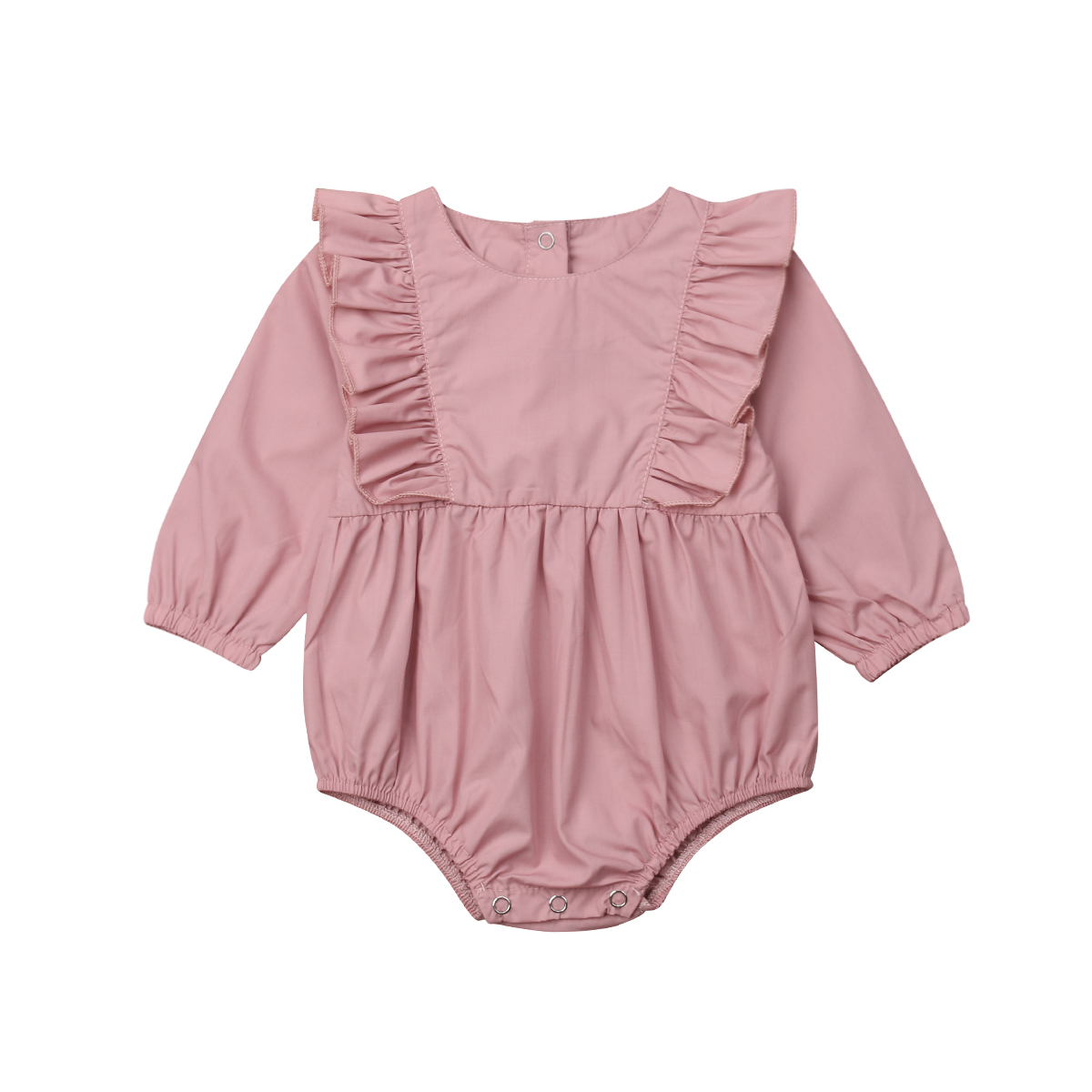 Long Sleeve Baby Girl   Rompers   Autumn Princess Newborn Baby Clothes For 0-18M Girls Jumpsuit Kids Baby Outfits Clothes