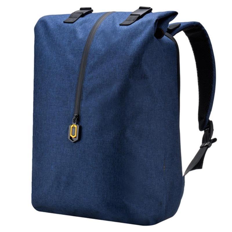 D'ordinateur École Fun Sac 18l Bagpack Blue grey 90 Ruckpack Pochette Dos Xiaomi Casual À Voyage Pour De Collège Loisirs 14in BzfqWORc