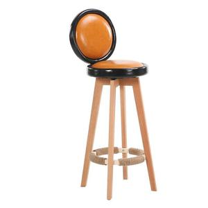 Image 2 - Barstool Cadir Sgabello Sedie Taburete Hokery Sandalyeler Sedia Stuhl עור שרפרף מודרני Cadeira Tabouret דה Moderne בר כיסא