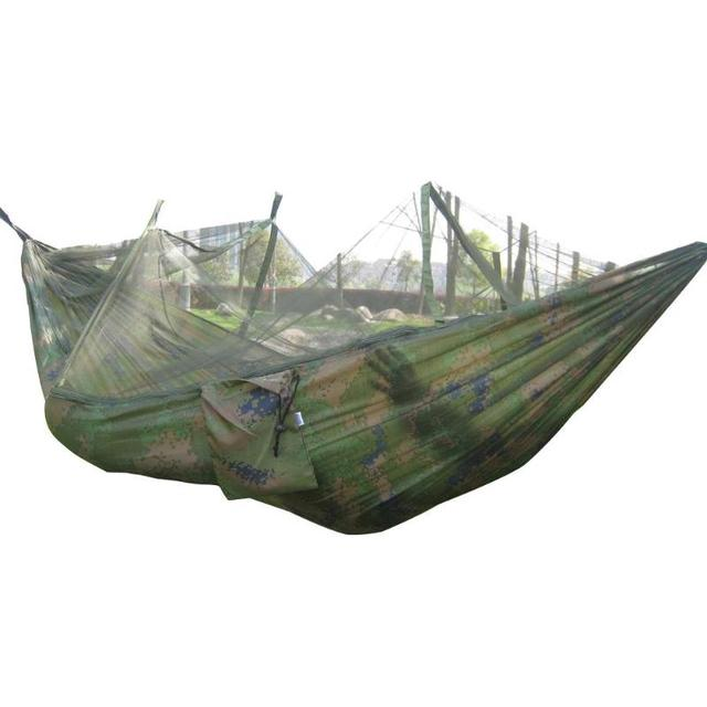 ערסל נדנדה עם מגן יתושים 2