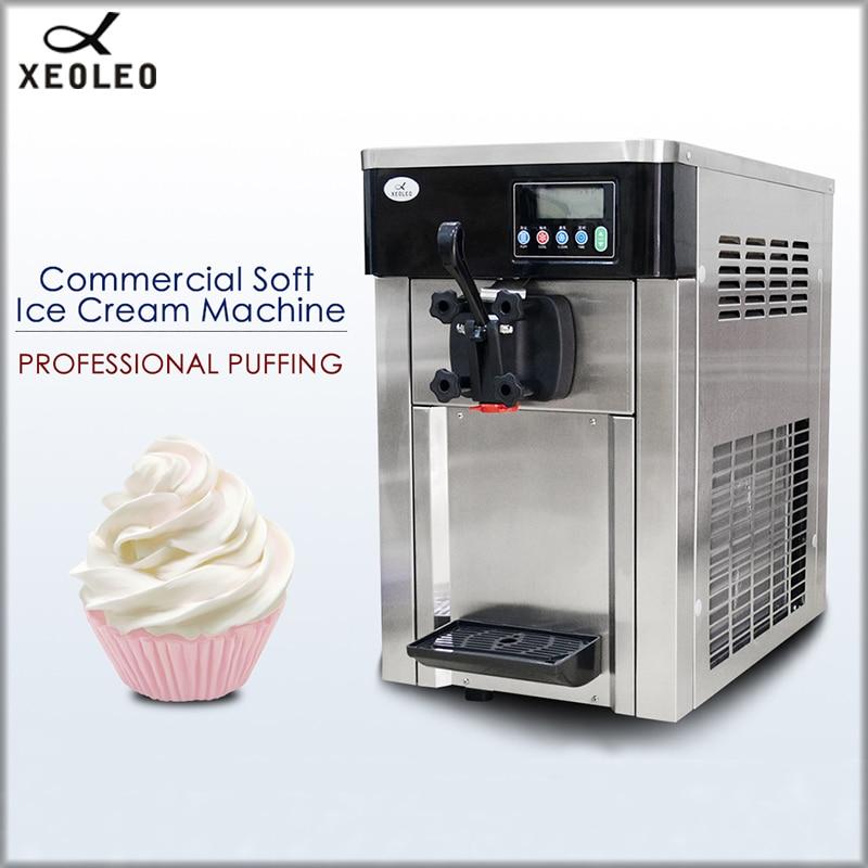 XEOLEO Single Flavor Soft Ice cream machine 1300W