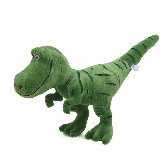 Toys For Children Dinosaur Plush Toys Hobbies Cartoon Tyrannosaurus Stuffed Toy Dolls Children Boys Baby Birthday Gift Peluche
