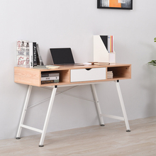 Big sale Wooden Bedroom Makeup table with Storage Drawer / Computer Writing Desk PC Laptop Desk Home Office Study Furniture