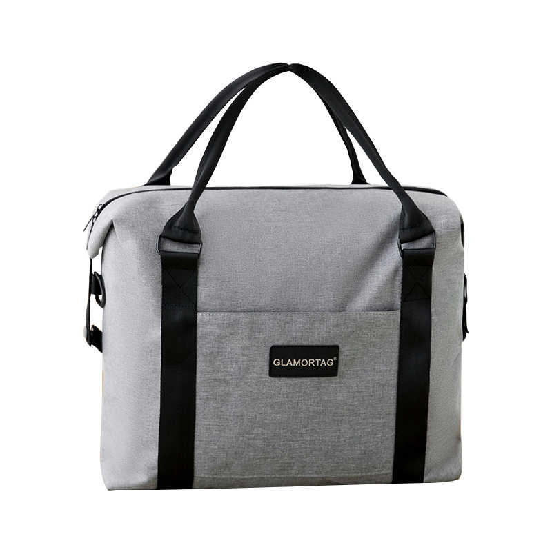 c2841ecb43b ... Waterdichte Reizen Plunjezak Hoge Capaciteit Hand Carry Bagage Oxford  Weekend Handtas Reis Organizer Zakelijke Accessoires Supply ...