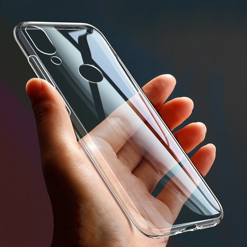 Case For Lenovo K5 Pro Cover Ultra-thin Transparent Clear Soft TPU Funda For Lenovo K5 Pro Phone Case Cover K5 Pro Coque Capa