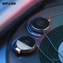 Super Bass Hoofdtelefoon Ruisonderdrukkende Headset Oorhaak Muziek Hoofdtelefoon met Mic Voor Ipods Computer Mp3 Speler Mobiele Telefoon