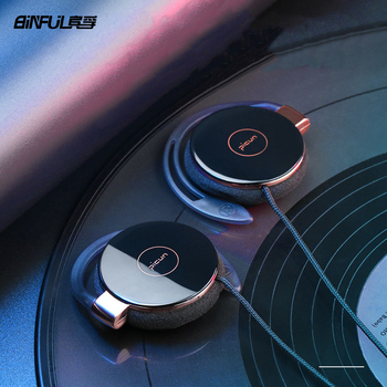 Наушники Super Bass с шумоподавлением, музыкальные наушники с микрофоном для ipod, компьютера, Mp3 плеера, мобильного телефона