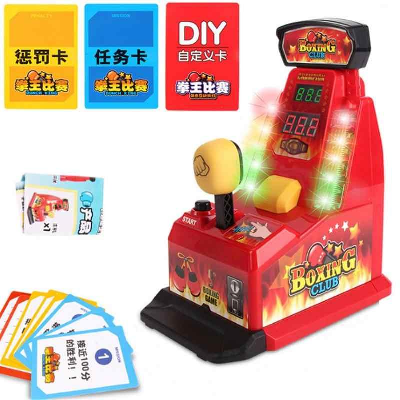 Настольная игра, пробивная машина для пальцев, игрушки для детского сада, домашние настольные игры, игрушки, инновационные развивающие игрушки