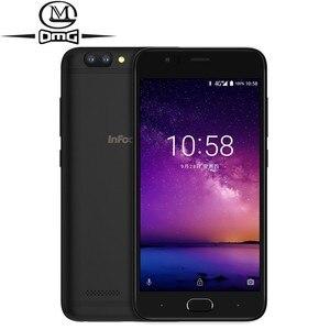 "Image 3 - Infocus A3 mobile phone 5.2"" LTE 4G smartphone 2GB +16GB 3050mAh Quad core phones fingerprint Dual came Android 7.0 cell phones"