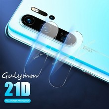 2PC 21D Back Camera Lens Screen Protector Film Tempered Glass For HuaWei Mate 20 P30 P20 Pro Honor 8X 7X 10 Lite Cover