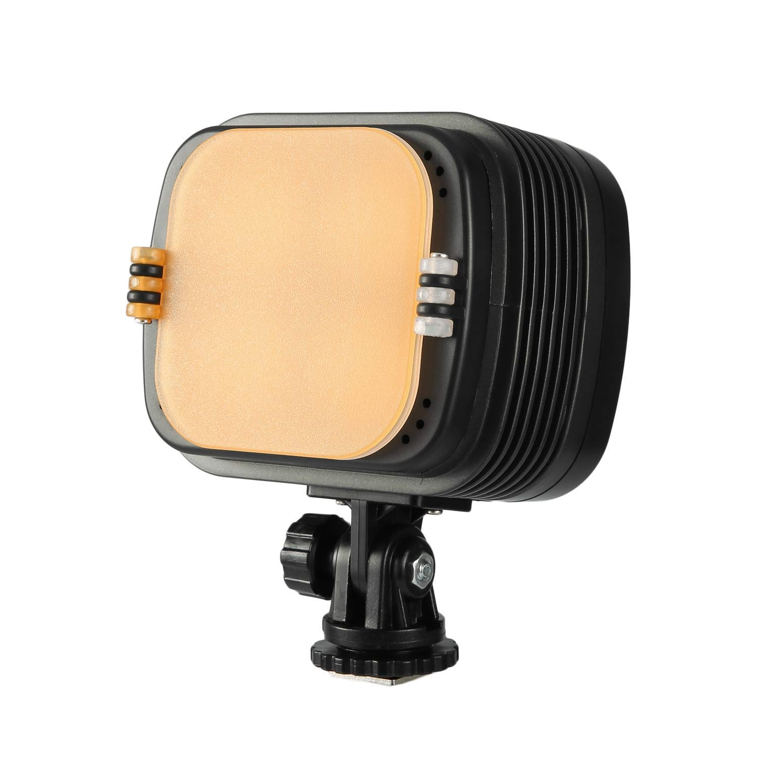 ZIFON LED Video light Photography Digital Dimmable High Bright Light ZF 3000(Yellow)