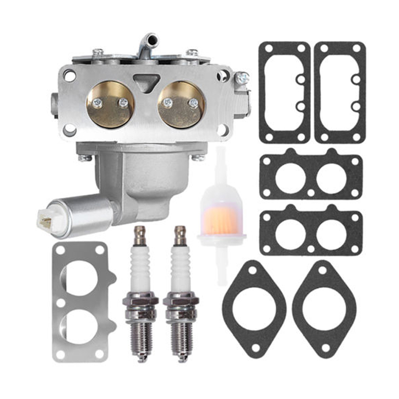 Kit carburateur pour Briggs & Stratton 20HP 21HP 23HP 24HP 25HP Intek v-twin EngineKit carburateur pour Briggs & Stratton 20HP 21HP 23HP 24HP 25HP Intek v-twin Engine