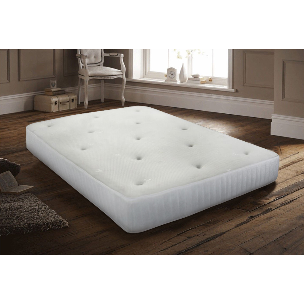 Panana Bed Spring Mattress 8-9 Inches Thick 2ft6/ 3ft Single / 4FT SMALL DOUBLE/4ft6 Double/5FT King Size Bedroom Bedding