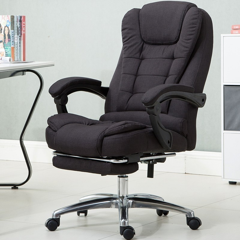 NEWComputer To Work In An Office Special Can Lie Boss Lift Genuine Massage Footrest Noon Break Chair You