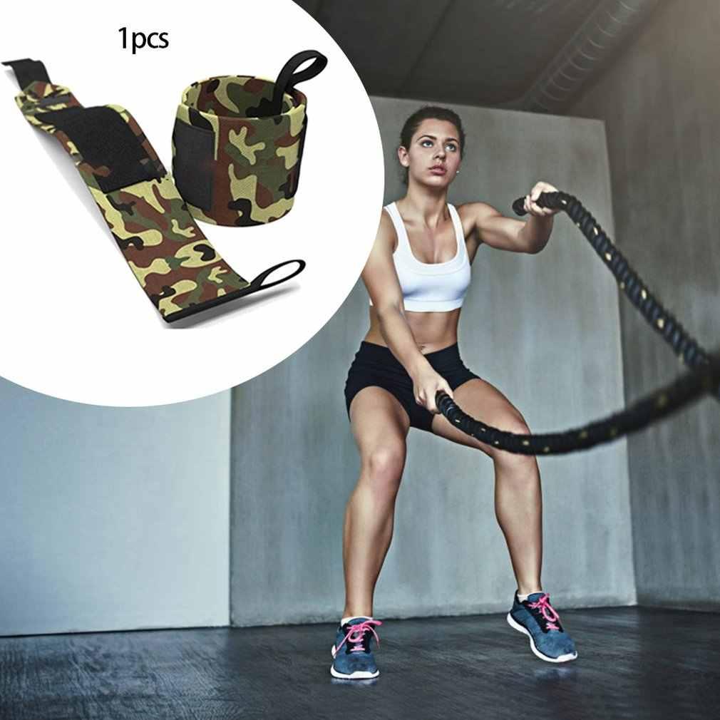 Регулируемая повязка Bracer вес для подъема кистевой ремень эластичные запястье поддержка тренажерный зал фитнес-браслеты рука протектор