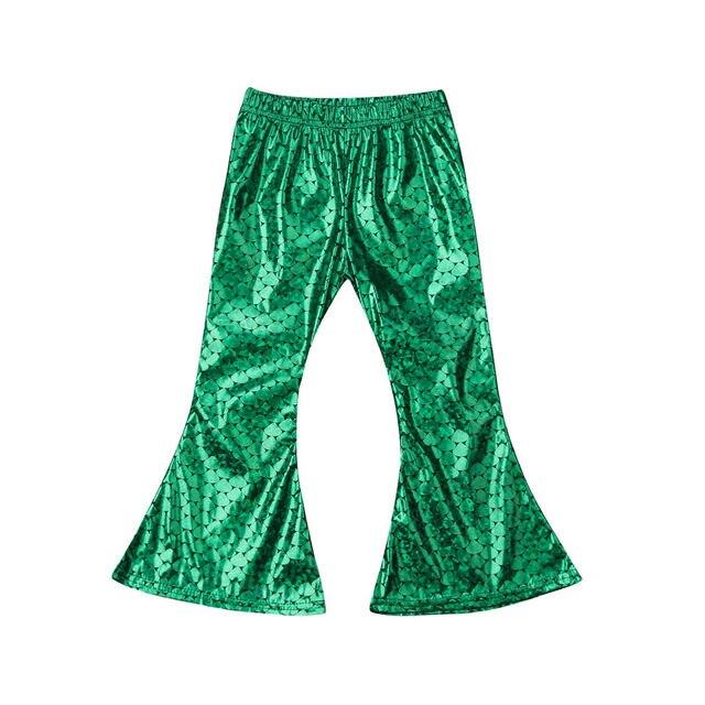 2019 Toddlers Çocuklar Bebek Kız Stiller Tayt Geniş Bacak Pantolon Pantolon