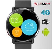 Lemx 4G Интеллектуальный часы 2,03 дюйма HD Экран IP67 Водонепроницаемый Android7.1800 пикселей перевести Смарт часы