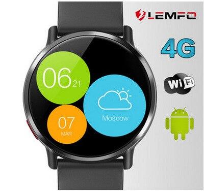 Lemx 4G Intelligent Watch 2.03 Inch HD Screen IP67 Waterproof Android7.1800 of Pixel Translate watch Smart Watch