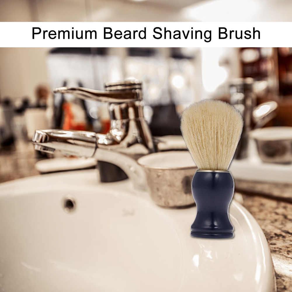 Премиум помазок уход за бородой щетка для лица профессиональный иструмент для парикмахерской