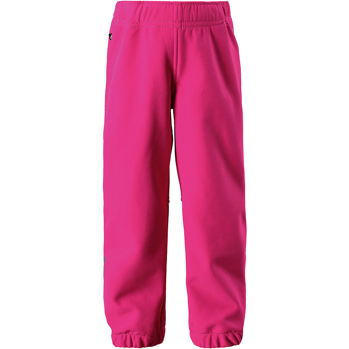 REIMA Pants 8688744 For girls warm Polyester winter girl children clothing santic c04007 outdoor cycling warm polyester spandex fleeces pants for men black xl