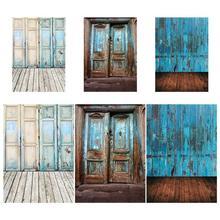 Ветхие двери фотообои для студии видео фото фон Декор стиль деревянная дверь фото фон