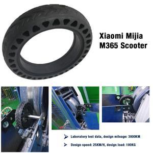 Image 5 - 솔리드 타이어 튜브리스 드릴 스쿠터 교체 타이어 xiaomi m365 전기 스쿠터 8.5 인치 솔리드 타이어 전기 스쿠터