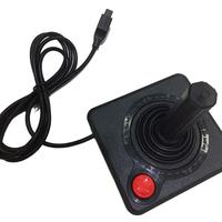 Upgraded 1.5M Gaming Joystick Controller For Atari 2600 2