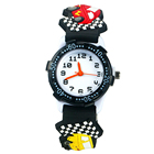Analog watch for kids, boy education kids waterproof watch, digital watch sport kid cool boy gift black