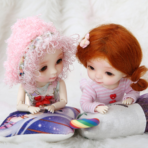 Image 5 - OUENEIFS Ollien Secretdoll BJD SD Doll 1/8 Body Model Baby Girls Boys High Quality Toys Shop Resin Figures Irrealdoll  luodoll