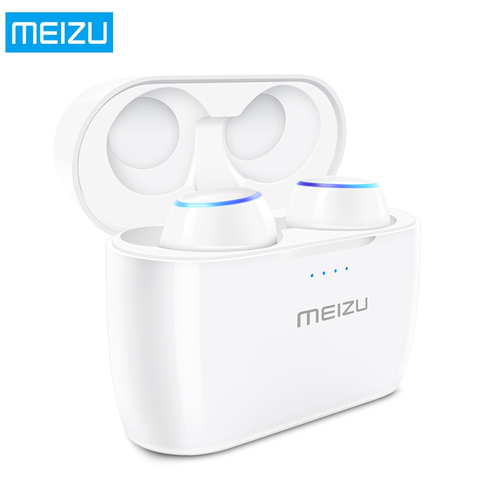 MEIZU POP TW50 True Wireless Earphones TWS Bluetooth In-Ear Earbuds IPX5 Waterproof Sport Earphone With Wireless Charging CaseMEIZU POP TW50 True Wireless Earphones TWS Bluetooth In-Ear Earbuds IPX5 Waterproof Sport Earphone With Wireless Charging Case