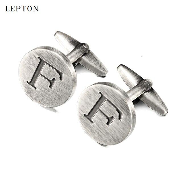 Фото лептон буквы алфавита f запонки для мужчин классические античные цена