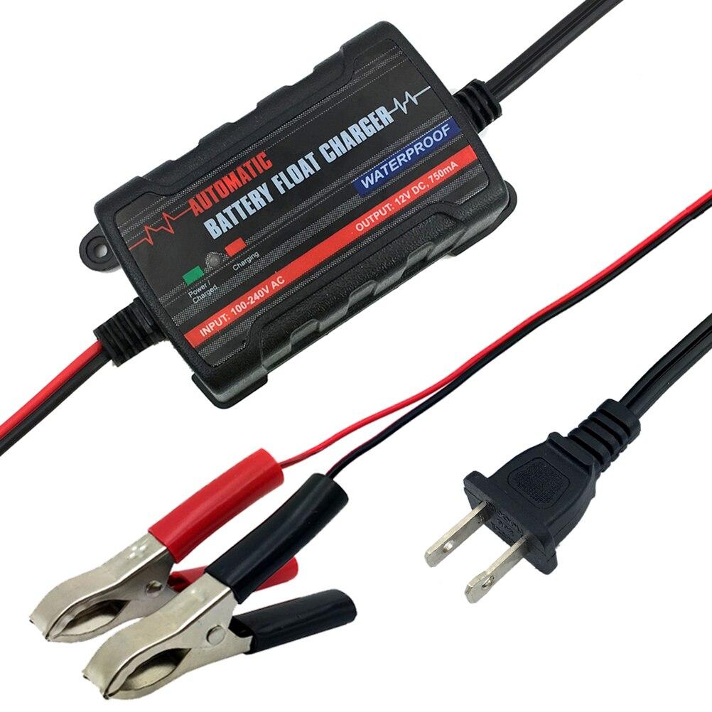 1pc US Plug 6V 12V Car Battery Charger Intelligent Fully