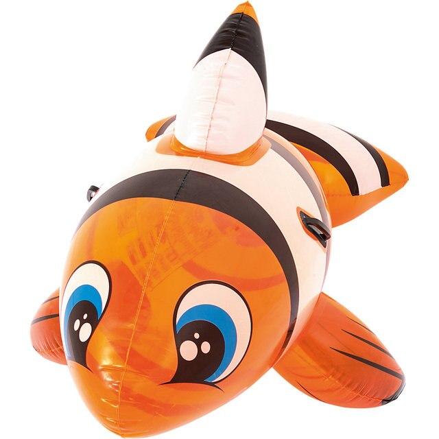 Игрушка для катания Bestway Рыба-клоун