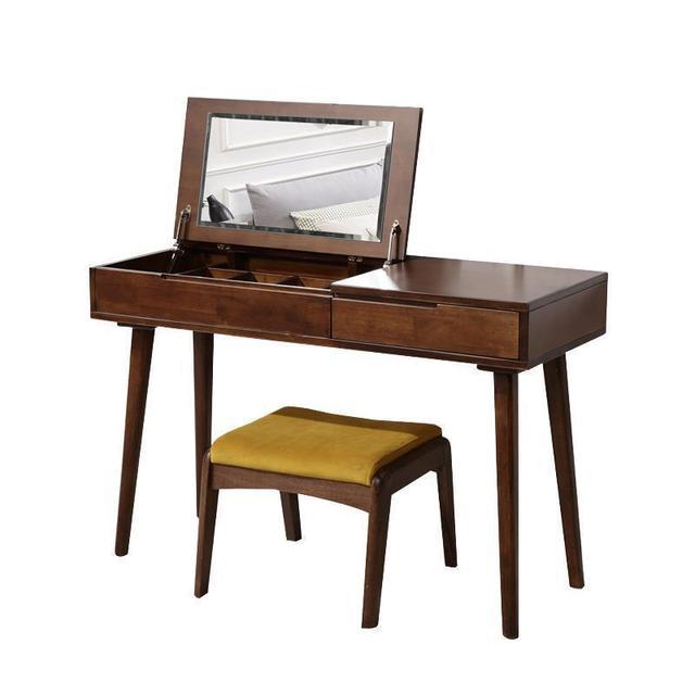 Tocadore Para El Dormitorio Tocador De Maquillaje Mesa Shabby Chic Wooden Bedroom Furniture Korean Table Penteadeira Dresser