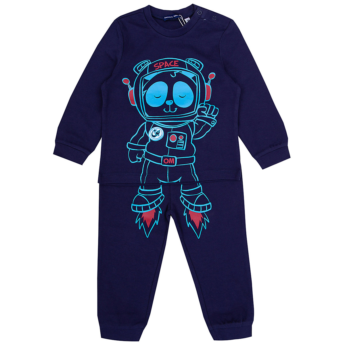 ORIGINAL MARINES Sleepwear & Robes 9501997 Cotton Baby Boys Clothing Pajamas MTpromo