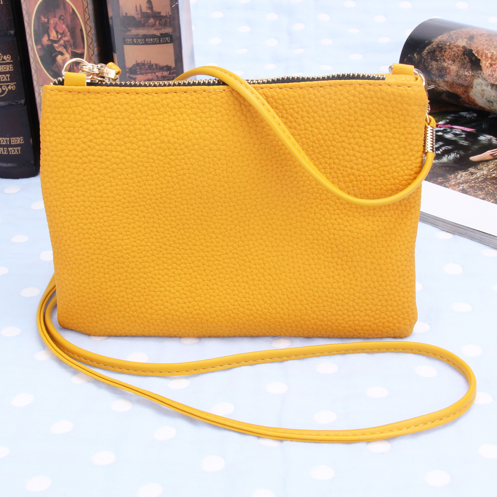 MOJOYCE Small Women Bags Simple Design Candy Color Shoulder Bags Mini Women Messenger Bag Handbags Clutch Wallets Bolso shoulder bag