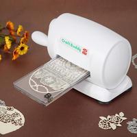 Штампованные машины для вырезания штампов для тиснения дома DIY Пластиковый резак для скрапбукинга бумаги инструмент для резки карт