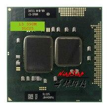 Intel Core i3-390M i3 390M SLC25 2,6 ГГц двухъядерный четырехъядерный процессор 3 Вт 35 Вт Разъем G1/rPGA988A