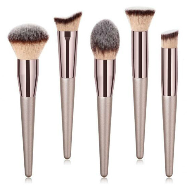 Singel Makeup Brush For Powder Highligher Brush Foundation Eyebrow Concealer Make Up Brushes Beauty Cosmetic Makeup Brushes Tool 1