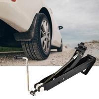 car lifts 0.6T Car Lifting Hand operated Jack Automotive Lifter Vehicle Jack Repair Tool Black Car professional Accessories