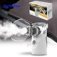 Health Care Mini Handheld silent Inhale Nebulizer Ultrasonic inalador nebulizador Children Adult kids portable atomizer inhaler