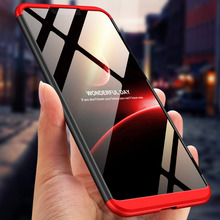Huawei Honor 8C Case Honor8C Matte 360 Degree Full Protection Hard Cover Phone Case For Huawei Honor 8C Shockproof cover huawei honor 8c business case pu leahter cover for huawei honor8c wallet flip case anti knock phone cover