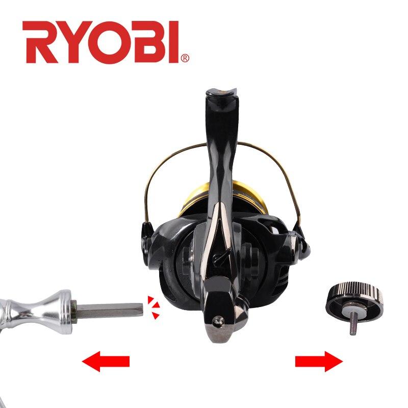 Pesca Ryobi 6500 Peças