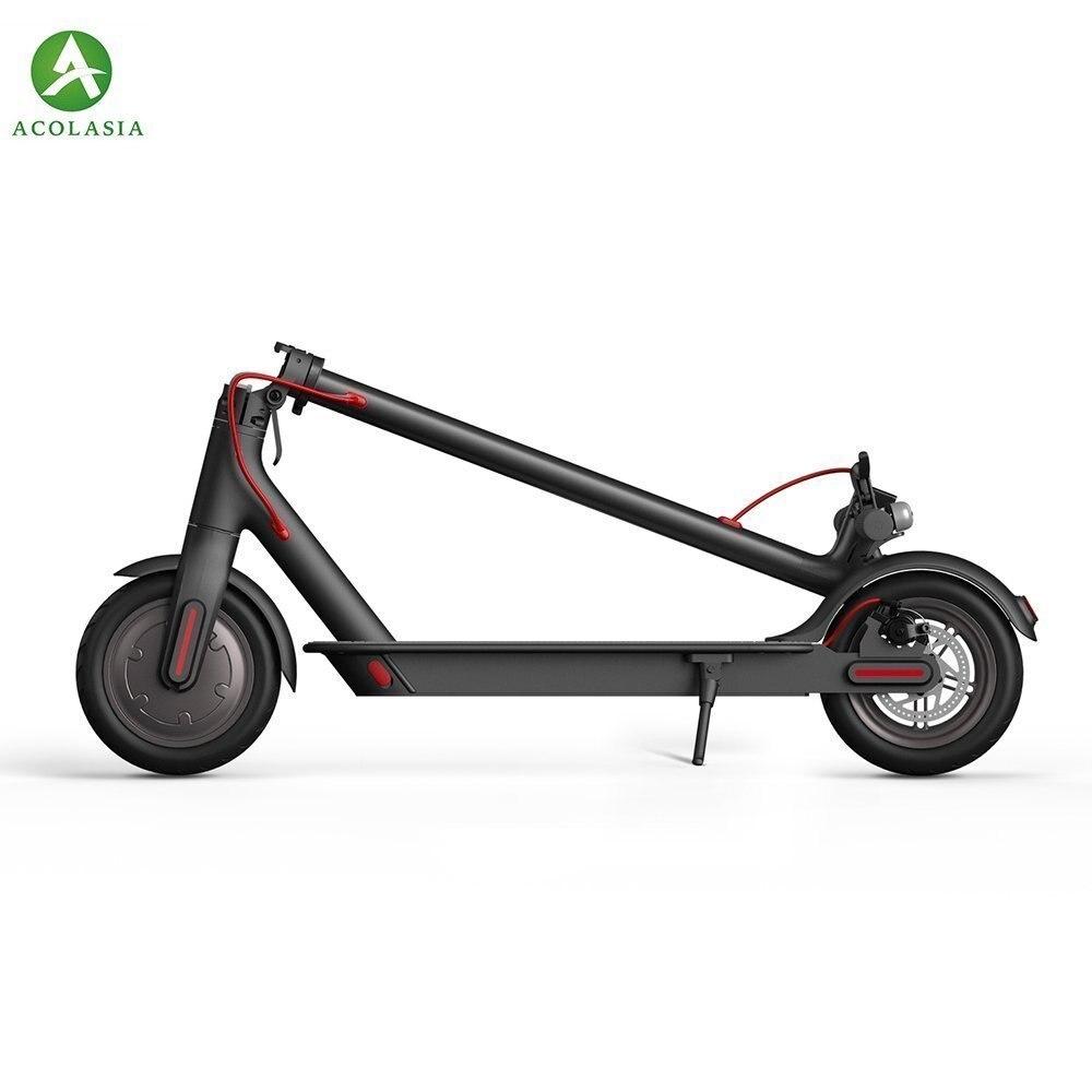 2018 Xiaomi Mijia M365 adulte Scooter électrique Longboard Hoverboard planche à roulettes 2 roues Patinete Scooter électrique 30 km kilométrage