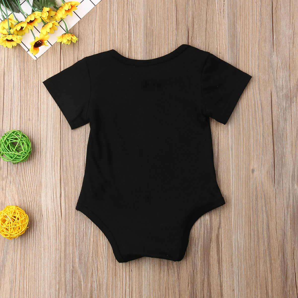fac7c046467f7 Infant Newborn Baby Boy Girl Clothes Romper Clothes Outfit Jumpsuit  Playsuit Sunsuit Clothes